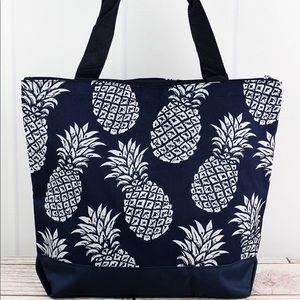 Pineapple Paradise Tote Bag